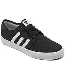 Big Boys Seeley Casual Sneakers from Finish Line