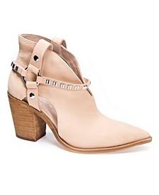 Women's Tabby Block Heel Booties