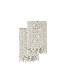 Atlantis Collection Hand Towel 2-Pack