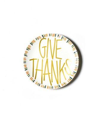 Dusk Give Thanks Salad Plate