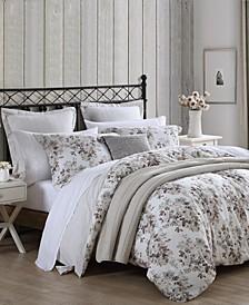 Berrie Full/Queen Comforter Bonus Set
