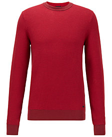 BOSS Men's Arubyno Regular-Fit Sweater