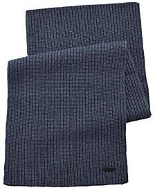 BOSS Men's Maloi Garment-Dyed Scarf