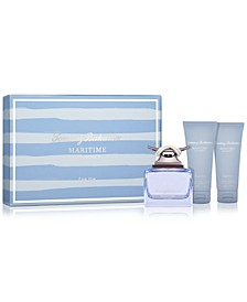 Men's 3-Pc. Maritime Journey Eau de Toilette Gift Set