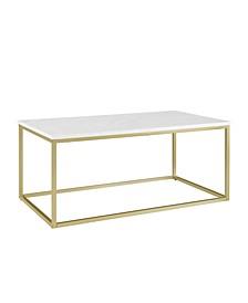"42"" Open Box Coffee Table"