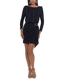 Embellished Jacquard Sheath Dress