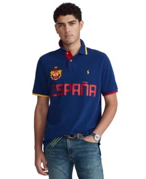 Polo Ralph Lauren Men's Classic-Fit Spain Polo