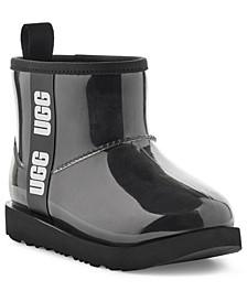 Kids Classic Clear Mini Boots