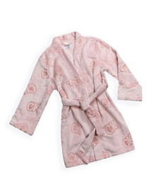 Big Girls Plush Robe
