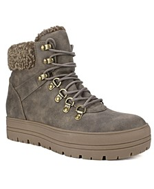 Zenna Women's Platform Hiker Boot
