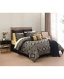 Cheshire 14-Pc. King Comforter Set