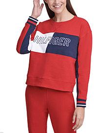 Tommy Hilfiger Sport Colorblocked Graphic Sweatshirt