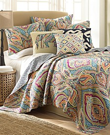 Magnolia Quilt Set, Full/Queen
