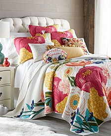 Grandiflora Quilt Set, King