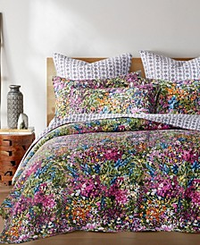 Basel Quilt Set, Full/Queen