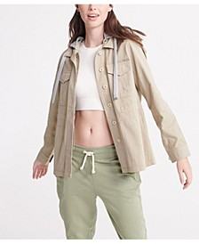 Women's Desert Shacket