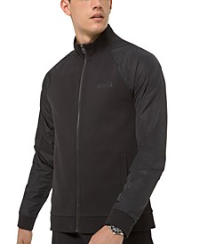 Men's Raglan Track Jacket