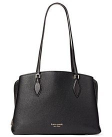 Leather Zeezee Large Work Tote