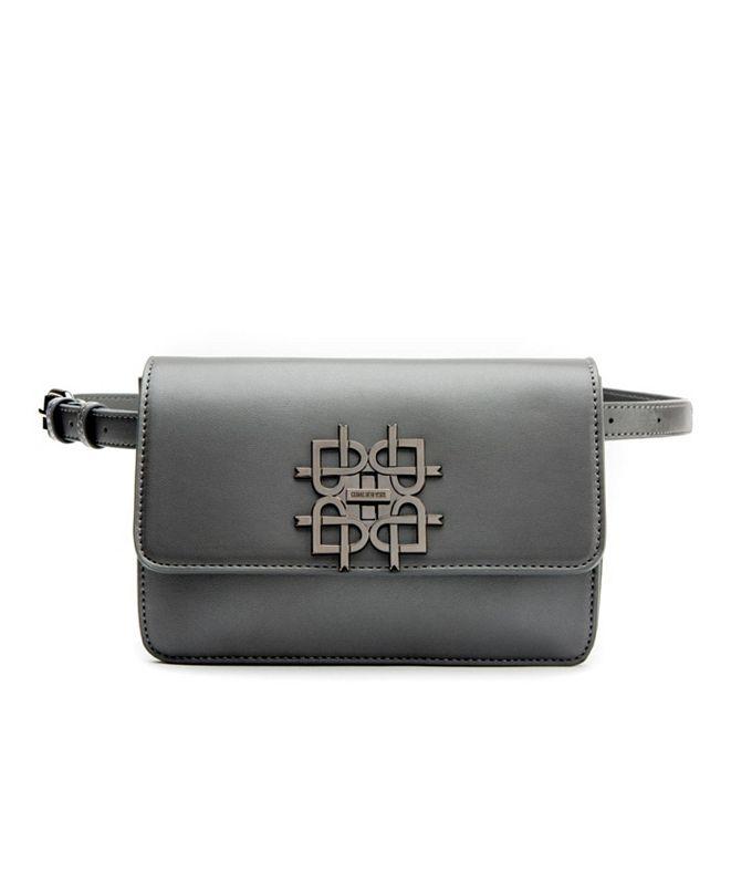 Gunas New York Gunas Maisie Vegan Leather Convertible Belt Bag