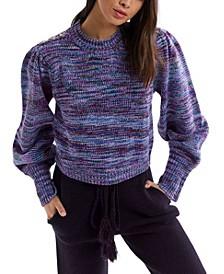 Women's Space Dye Pullover