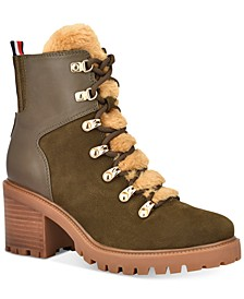Lamere Lug Sole Booties