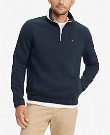 Men's Flags Classic-Fit 1/4-Zip Sweatshirt