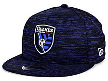 San Jose Earthquakes 2020 On-Field 9FIFTY Cap