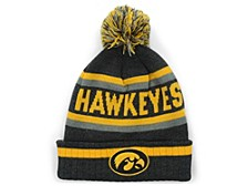 Iowa Hawkeyes Buddy Pom Knit