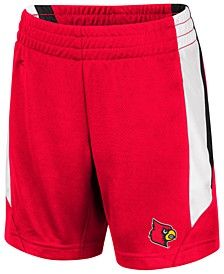Louisville Cardinals Toddler Rubble Shorts
