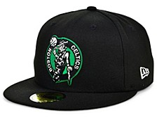 Boston Celtics Court Banner 59FIFTY Cap