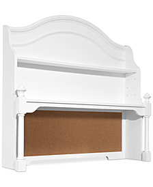 Roseville Kids Bedroom Furniture, Desk Hutch