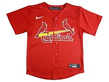 St. Louis Cardinals Infant Official Blank Jersey