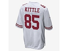 Youth San Francisco 49ers Game Jersey - George Kittle