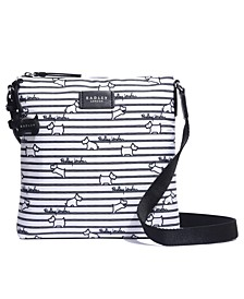 Elia Mews Small Zip Top Crossbody