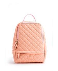 Gunas Cougar Quilted Vegan Backpack
