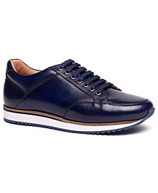 Men's Barack Court Tennis Fashion Sneakers
