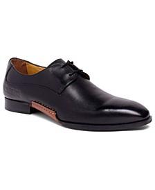 Men's Havana Oxford Lace-Up Shoes