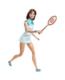 Billie Jean King Inspiring Women™ Doll