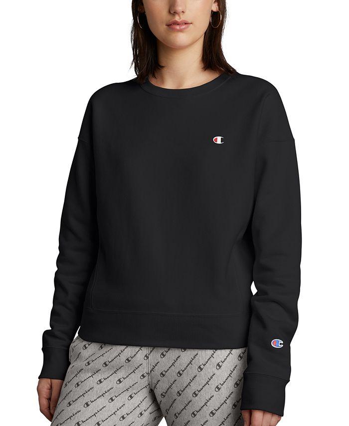 Champion - Embroidered Logo Sweatshirt