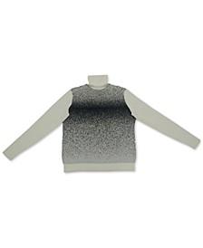 Men's Ombré Turtleneck Sweater, Created for Macy's