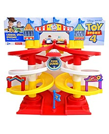 Disney Pixar Toy Story Carnival Spiral Speedway Playset (46% Off) -- Comparable Value $36.99