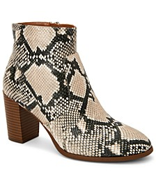 Parinaa Dress Booties, Created for Macy's