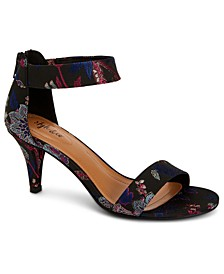 Paycee Two-Piece Dress Sandals, Created for Macy's
