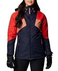 Plus Size Alpine Diva Insulated Jacket
