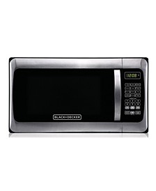 EM031MGG-X1 1.1-Cu. Ft. Stainless Steel Microwave