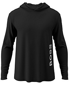 Men's Identity Hooded Shirt