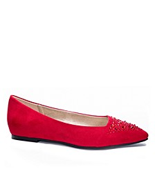 Women's Hira Pointed Toe Flats