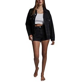Women's Ultimate Oversized Denim Jacket