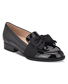 Lindio Women's Casual Bow Loafer