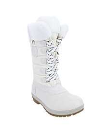 Women's Melton 4 Cold Weather Tall Boot